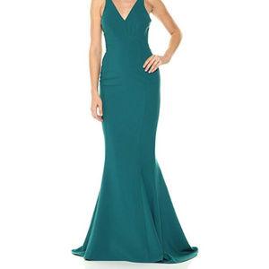 Likely Elisas Gown in Veridian (Green/Teal)